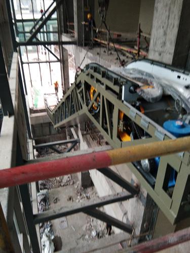 高层12betapp下载12bet手机链接12bet博客户端腾跃运输公司扶梯12betapp下载现场